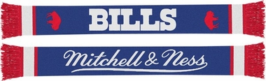 Buffalo Bills Vintage Team Premium Scarf