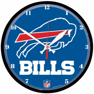 Buffalo Bills Wall Clock