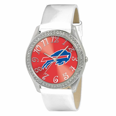 Buffalo Bills Women's Glitz Watch