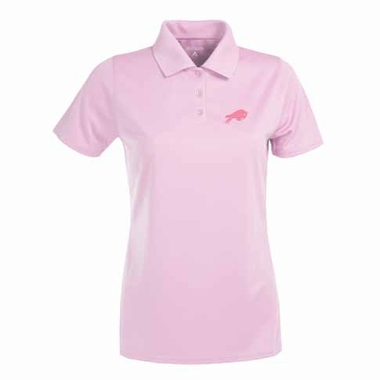 Buffalo Bills Womens Exceed Polo (Color: Pink)