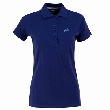 Buffalo Bills Womens Spark Polo (Team Color: Royal)