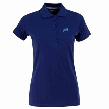 Buffalo Bills Womens Spark Polo (Color: Royal)