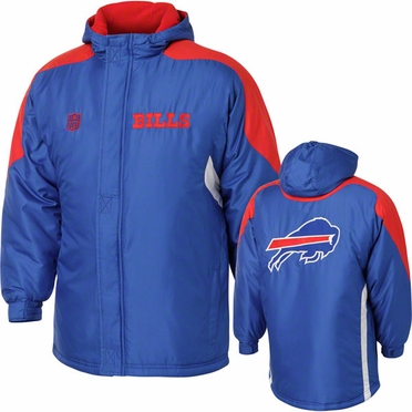 Buffalo Bills YOUTH Field Goal Midweight Full Zip Hooded Jacket