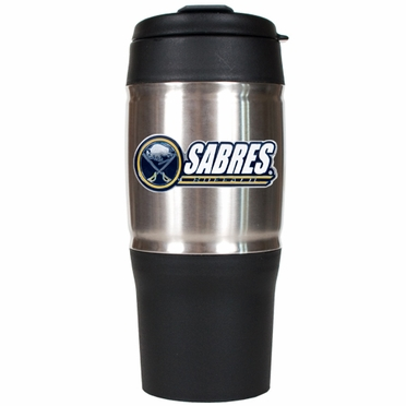 Buffalo Sabres 18oz Oversized Travel Tumbler