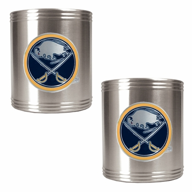 Buffalo Sabres 2 Can Holder Set