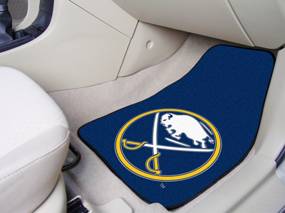 Buffalo Sabres 2 Piece Car Mats
