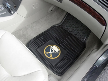 Buffalo Sabres 2 Piece Heavy Duty Vinyl Car Mats