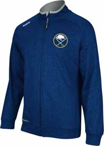 Buffalo Sabres 2012 Performance Training Jacket - X-Large