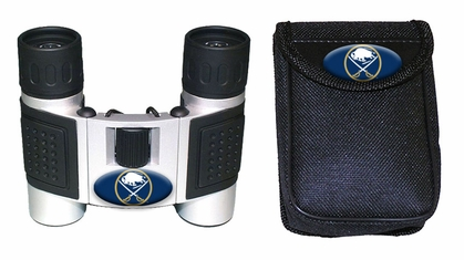 Buffalo Sabres Binoculars and Case