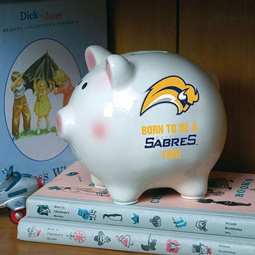 Buffalo Sabres (Born to Be) Piggy Bank