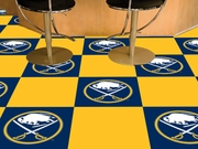 Buffalo Sabres Game Room