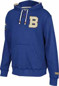 Buffalo Sabres CCM Sweater Knit Pullover - Medium