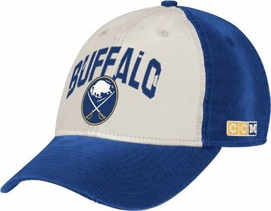 Buffalo Sabres CCM Throwback Adjustable Slouch Hat