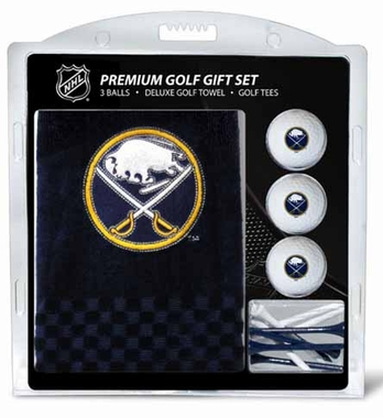 Buffalo Sabres Embroidered Towel Gift Set