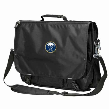 Buffalo Sabres Executive Attache Messenger Bag