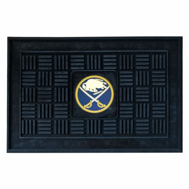 Buffalo Sabres Heavy Duty Vinyl Doormat