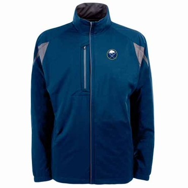 Buffalo Sabres Mens Highland Water Resistant Jacket (Team Color: Navy)