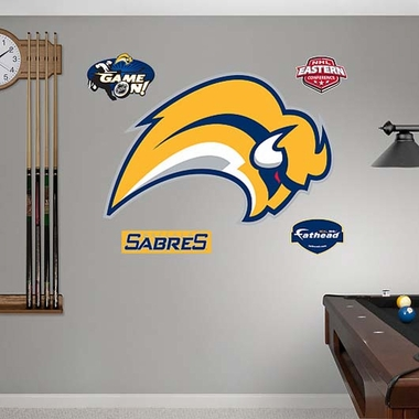 Buffalo Sabres Logo Fathead Wall Graphic