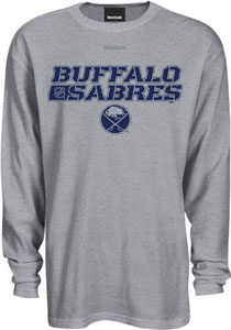 Buffalo Sabres Long Sleeve Thermal Shirt - Medium