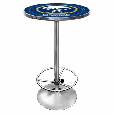 Buffalo Sabres Pub Table
