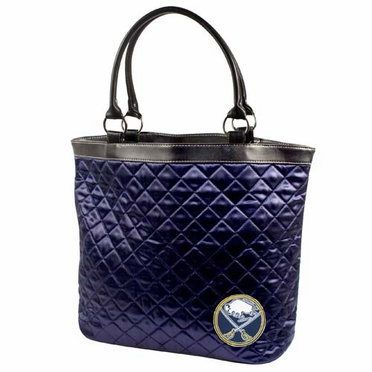 Buffalo Sabres Quilted Tote