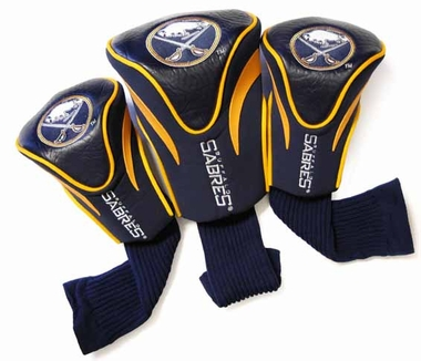 Buffalo Sabres Set of Three Contour Headcovers