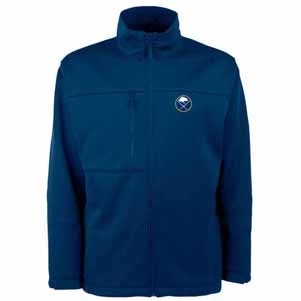Buffalo Sabres Mens Traverse Jacket (Color: Navy) - Large