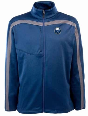 Buffalo Sabres Mens Viper Full Zip Performance Jacket (Team Color: Navy)