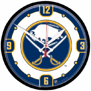 Buffalo Sabres Wall Clock