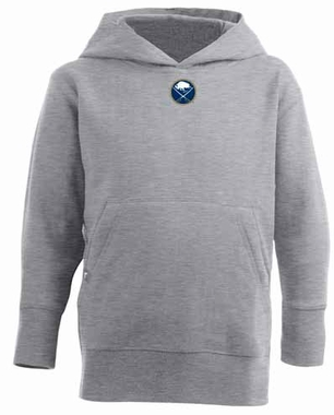 Buffalo Sabres YOUTH Boys Signature Hooded Sweatshirt (Color: Gray)