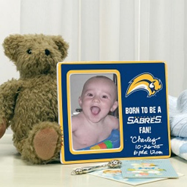 Buffalo Sabres Youth Picture Frame