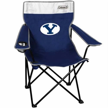 BYU Broadband Quad Tailgate Chair