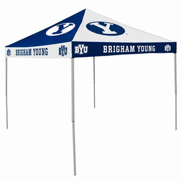 BYU Checkerboard Tailgate Tent