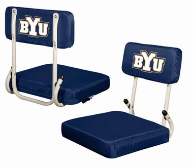 BYU Hard Back Stadium Seat