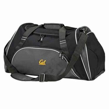 Cal Action Duffle (Color: Black)