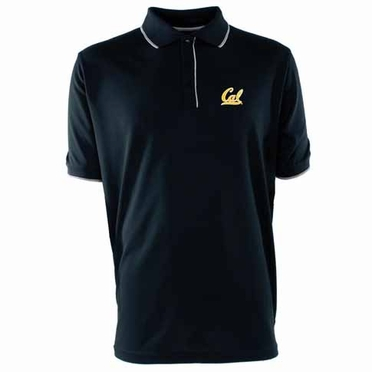 Cal Mens Elite Polo Shirt (Team Color: Navy)