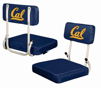 Cal Hard Back Stadium Seat