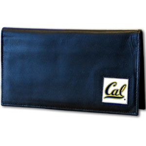 Cal Leather Checkbook Cover