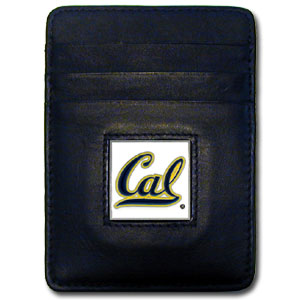 Cal Leather Money Clip (F)