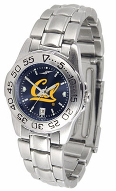 Cal Sport Anonized Women's Steel Band Watch