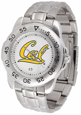 Cal Sport Men's Steel Band Watch