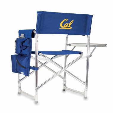 Cal Sports Chair (Navy)