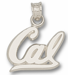 Cal Sterling Silver Pendant