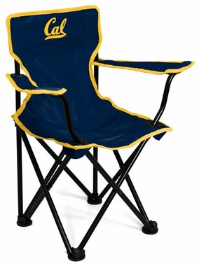 Cal Toddler Folding Logo Chair