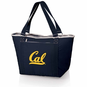 Cal Topanga Embroidered Cooler Bag (Navy)