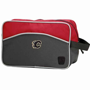 Calgary Flames Action Travel Kit (Team Color)