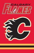 Calgary Flames Flags & Outdoors