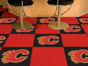 Calgary Flames Game Room
