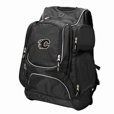 Calgary Flames Executive Backpack