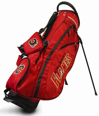 Calgary Flames Fairway Stand Bag